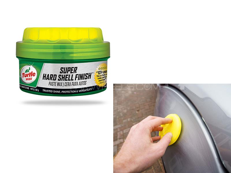 Turtle Super Hard Shell Paste Wax T222 Image-1