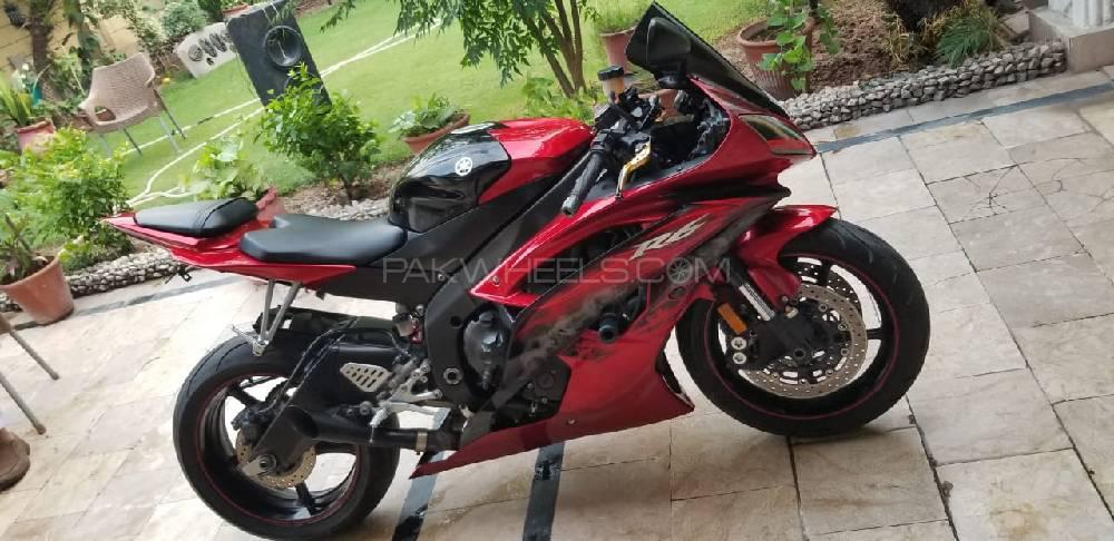 Used Yamaha YZF-R6 2012 Bike for sale in Rawalpindi - 246348 | PakWheels