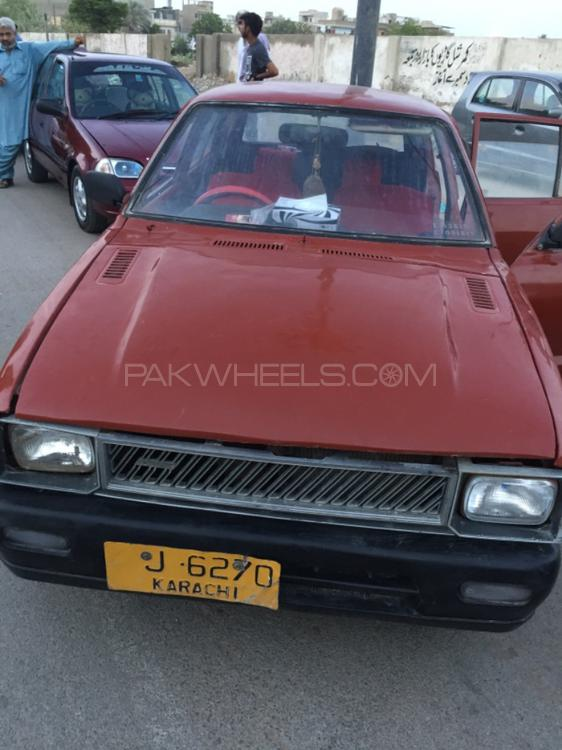 Daihatsu Charade 1980 For Sale In Karachi Pakwheels