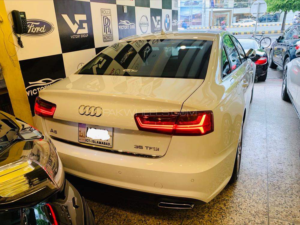 Used Audi A6 for Sale at Victory Lahore | Showroom in Lahorevictorycars
