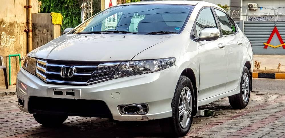 Honda City 1.3 i-VTEC Prosmatec 2016 Image-1