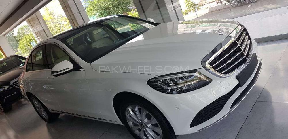 Mercedes Benz C Class C180 2019 Image-1