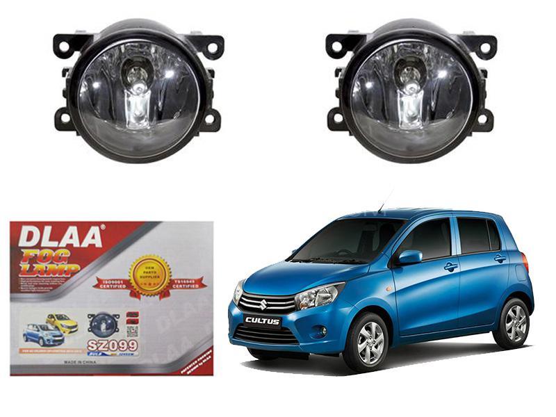 Suzuki Cultus DLAA Fog Lamps - SZ099 - 2017 - 2019 Image-1
