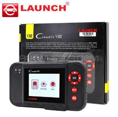 Launch Creader VIII Code Reader 4 System CRP129 OBD2 Car Scanner