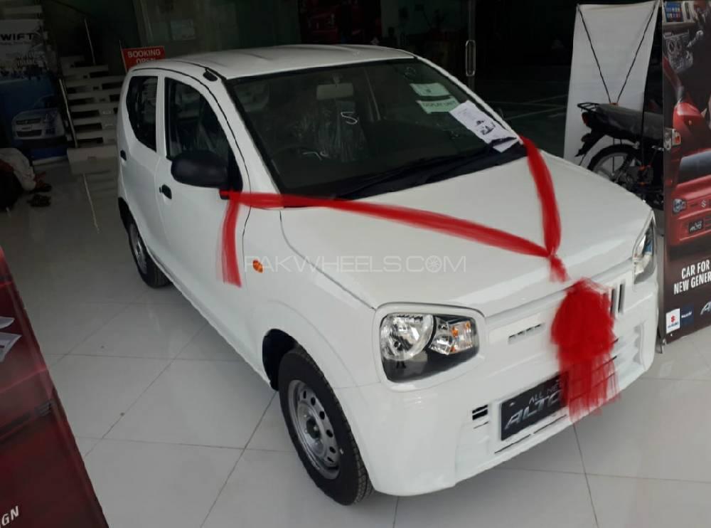 Suzuki Alto VXR 2019 Image-1