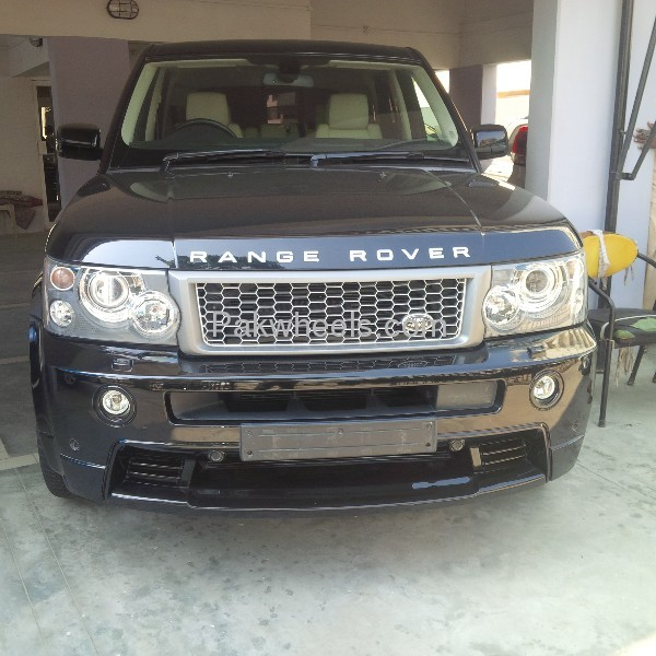 2008 Land Rover Range Rover Supercharged: Range Rover Sport Supercharged 4.2 V8 2008 For Sale In