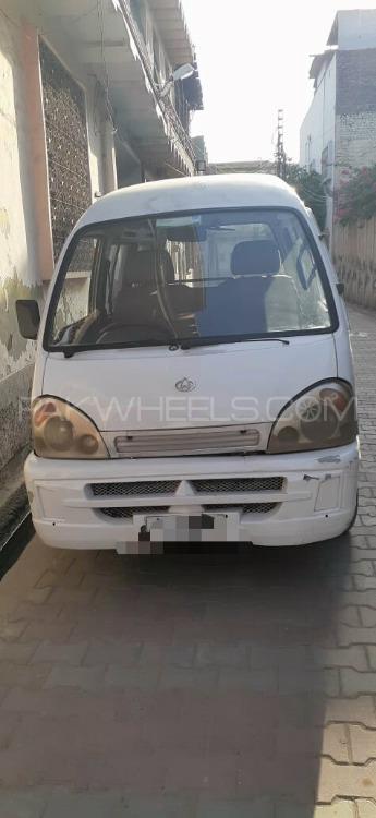 Changan Chitral 2005 Image-1