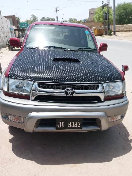 Toyota Surf SSR-X 3.0D 2002 Image-1