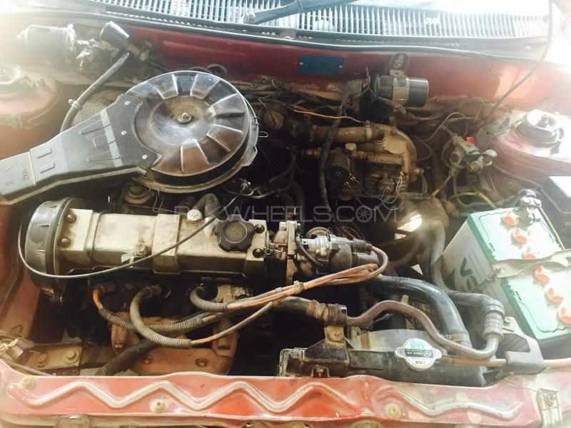 Suzuki Margalla 1990 Image-1