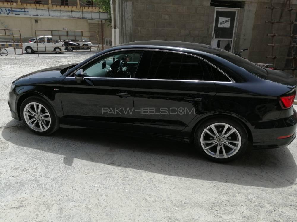 Audi A3 1 2 Tfsi Exclusive Line 2016 For Sale In Karachi Pakwheels