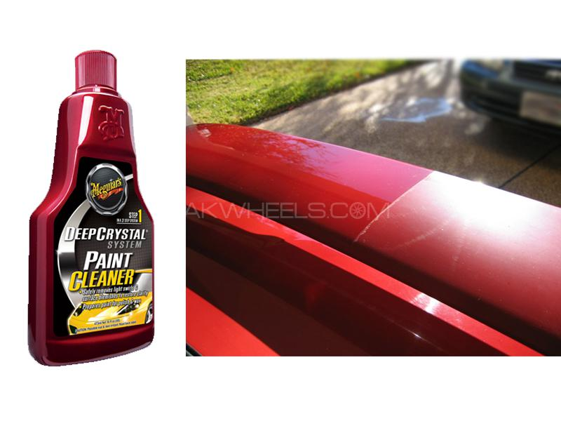 Meguiar's Deep Crystal Paint Cleaner - A3016 Image-1