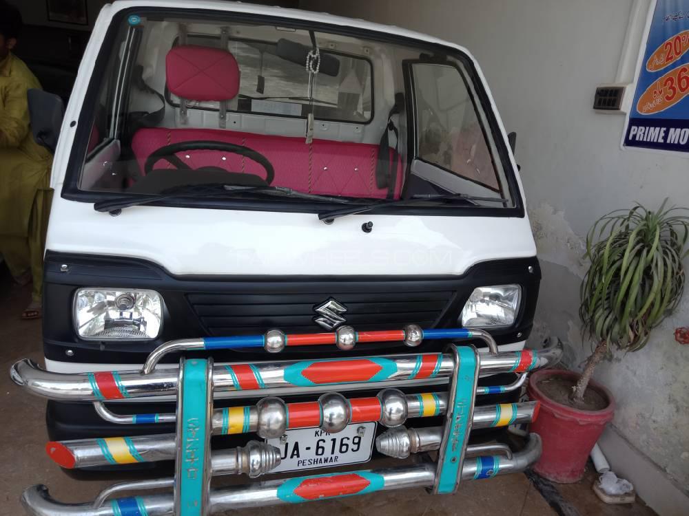 Suzuki Ravi Euro ll 2018 Image-1