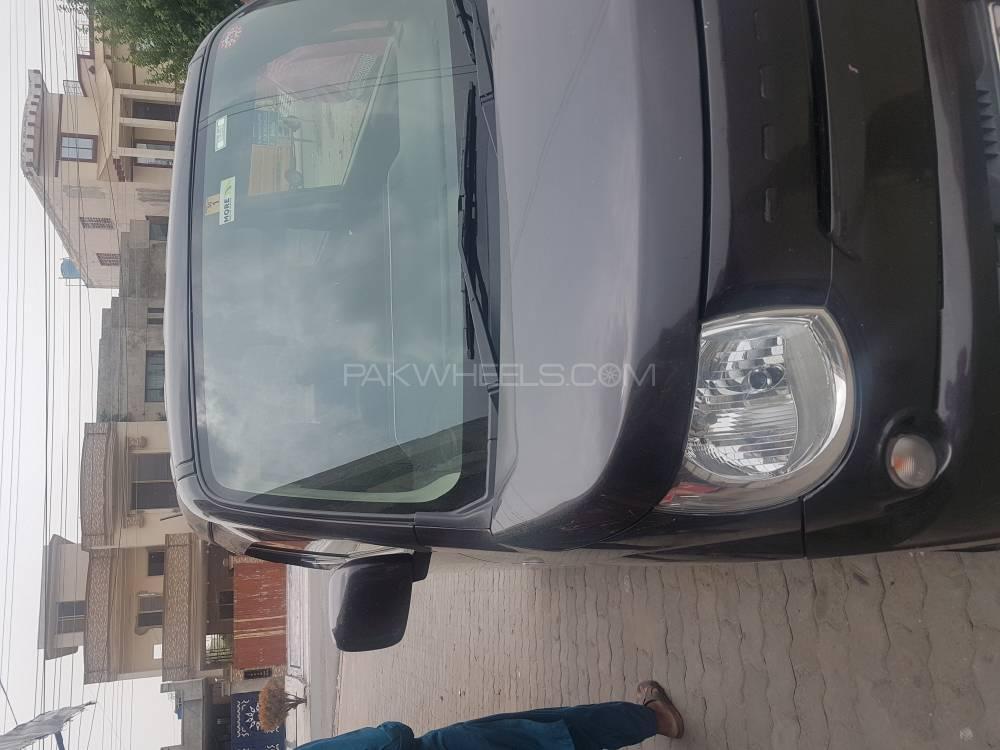 Suzuki MR Wagon X IDLING STOP 2014 Image-1
