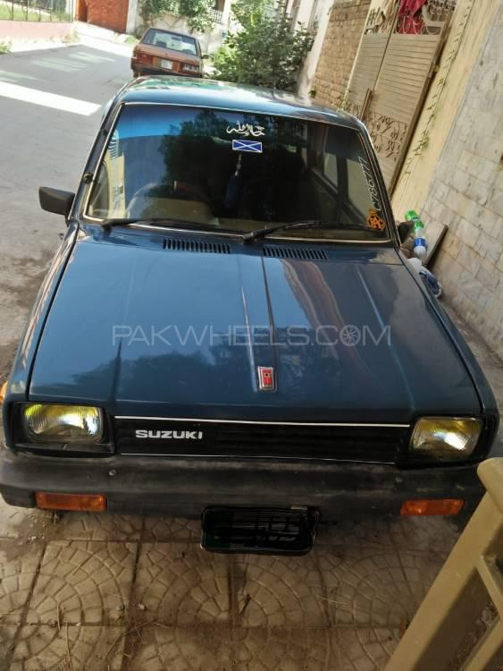Suzuki FX 1987 Image-1