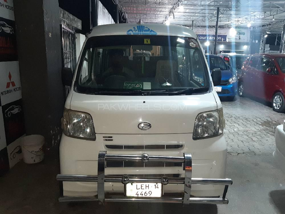 Daihatsu Hijet Deluxe 2009 Image-1