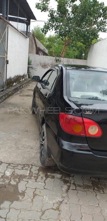 Toyota Corolla XLi 2002 Image-1