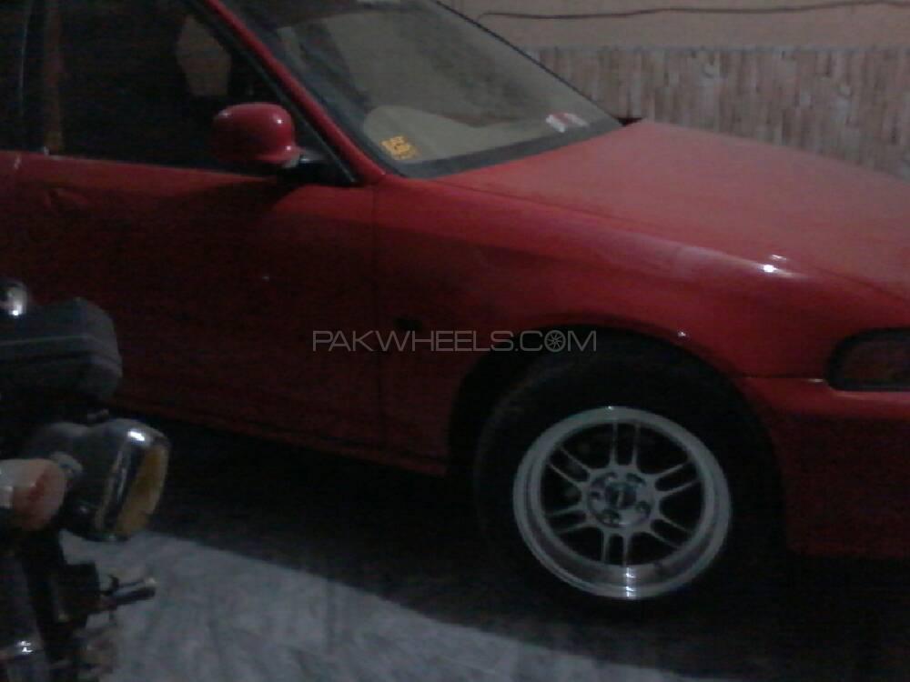 Honda Civic EXi Prosmatec 1992 Image-1