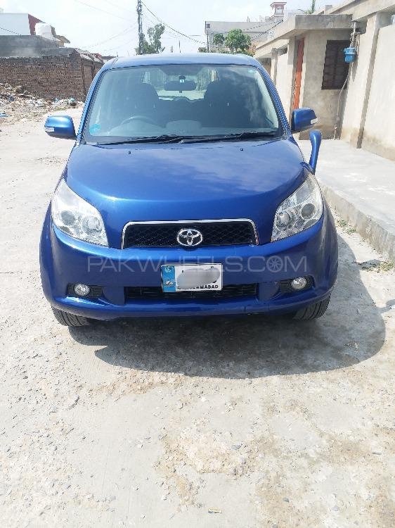 Toyota Rush G L Package 2007 Image-1