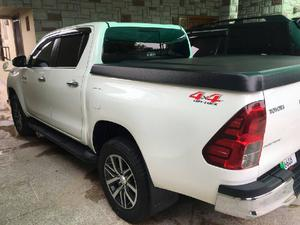 toyota hilux revo v automatic 2 8 2018 for sale in lahore