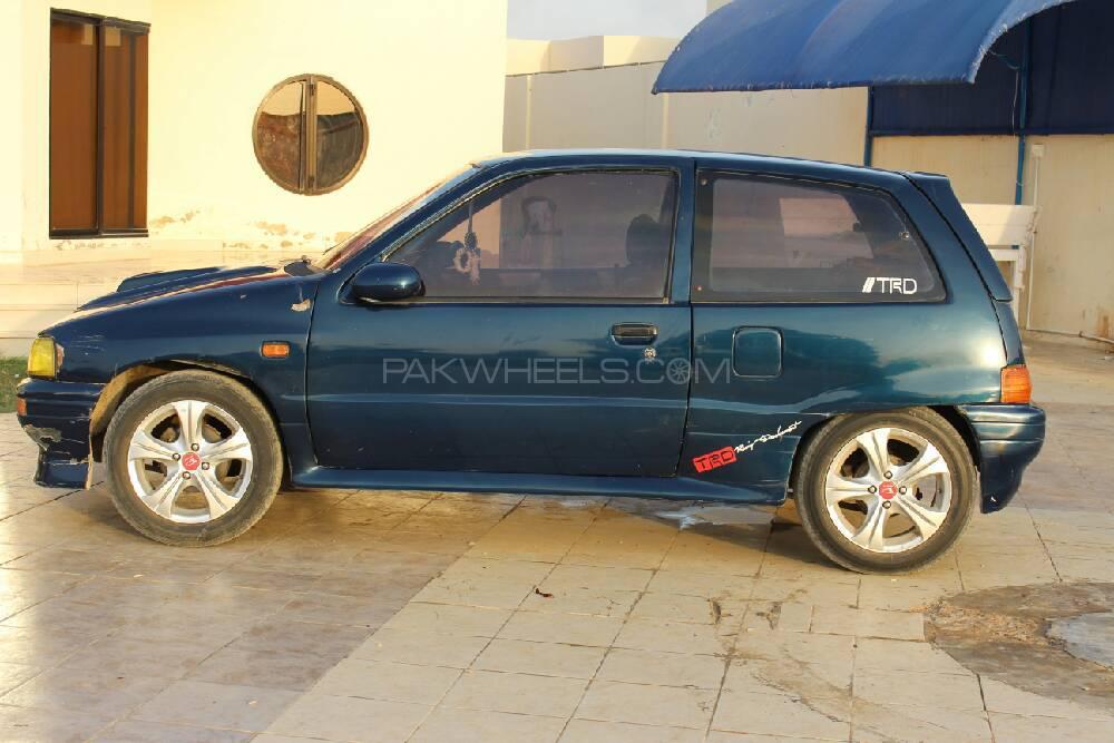 Daihatsu Charade Gt Ti 1988 For Sale In Karachi Pakwheels