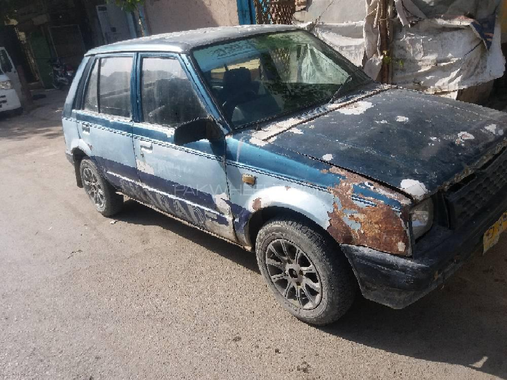Daihatsu Charade 1984 For Sale In Karachi Pakwheels