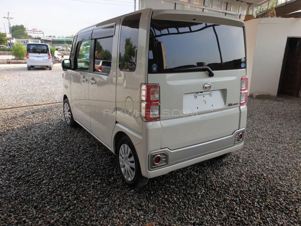 Daihatsu Wake 2015 For Sale In Islamabad