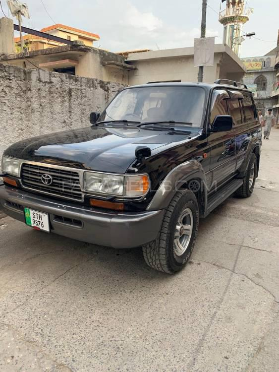 Toyota Land Cruiser VX Limited 4.5 1996 Image-1
