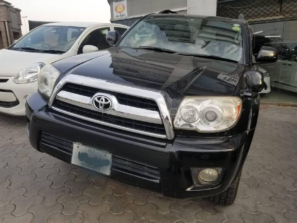 e0176c32f6d9 Toyota Surf SSR-X 4.0 2006 for sale in Islamabad | PakWheels