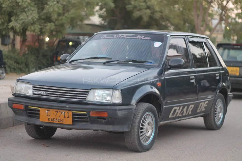 Daihatsu Charade Cx 1985 For Sale In Karachi Pakwheels