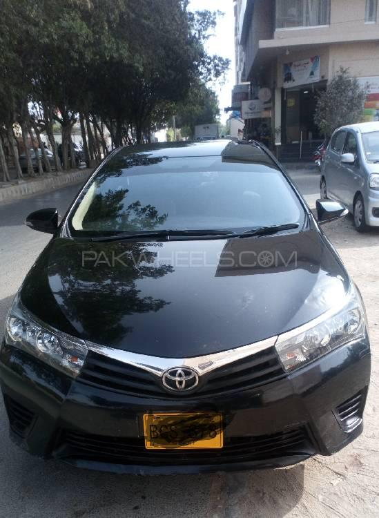 Toyota Corolla Xli Vvti 2016 For Sale In Karachi
