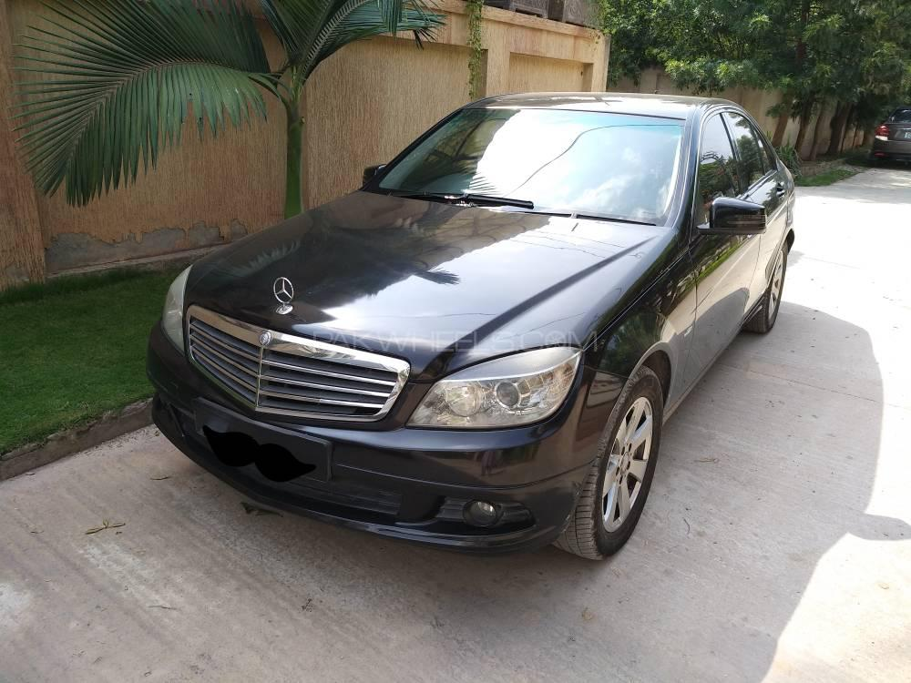 Mercedes Benz C Class 2009 For Sale In Islamabad Pakwheels