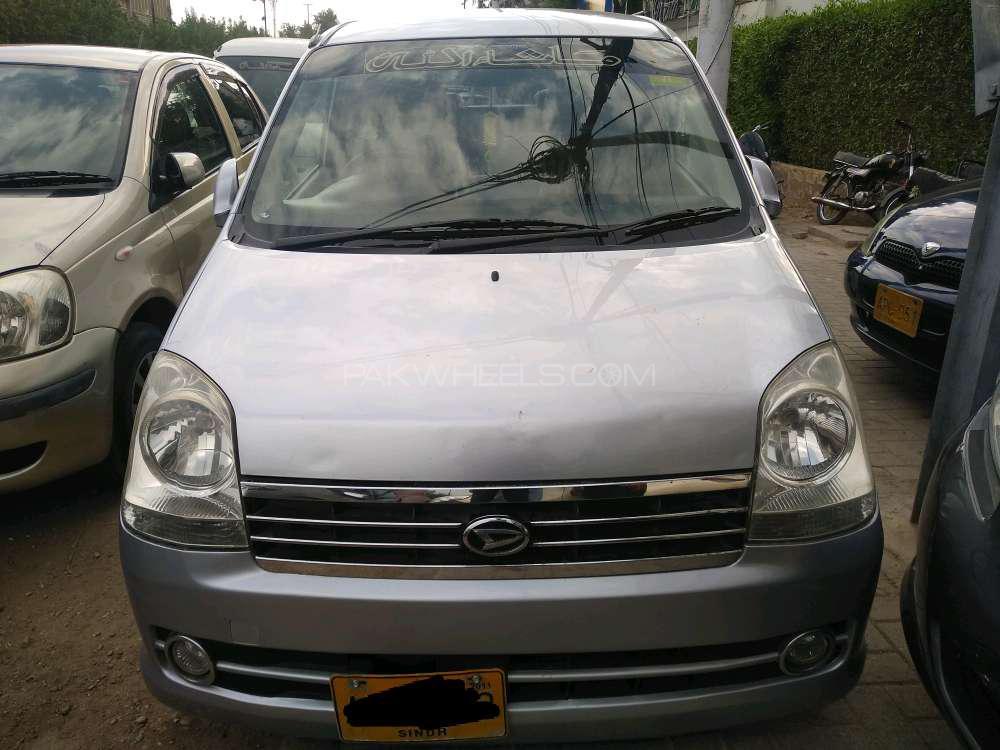 Daihatsu Mira Custom X 2006 Image-1