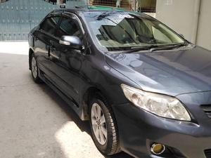 Toyota Corolla 2D for sale in Islamabad | PakWheels