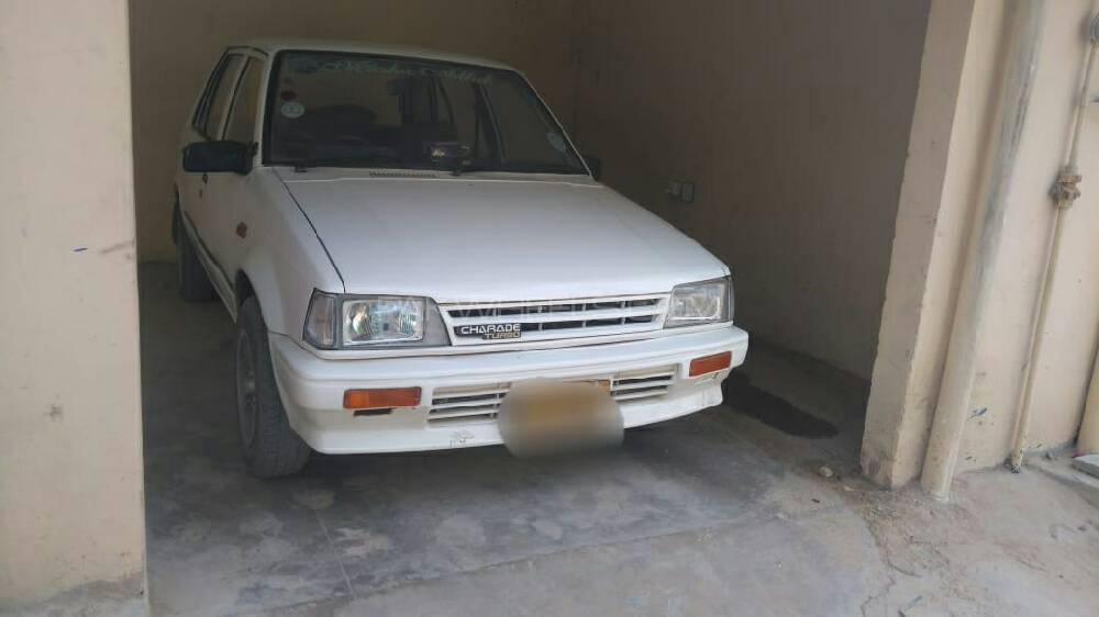 Daihatsu Charade 1986 For Sale In Karachi Pakwheels
