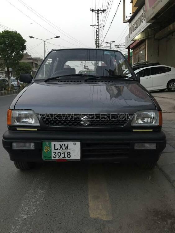 Suzuki Mehran VX 2001 Image-1