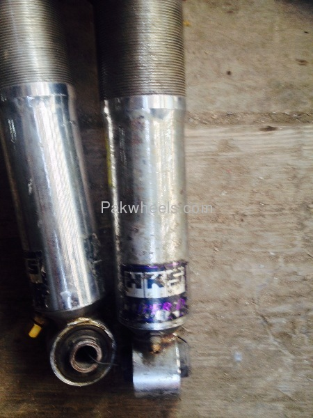 Mark X Hks coil overs for sale Image-1