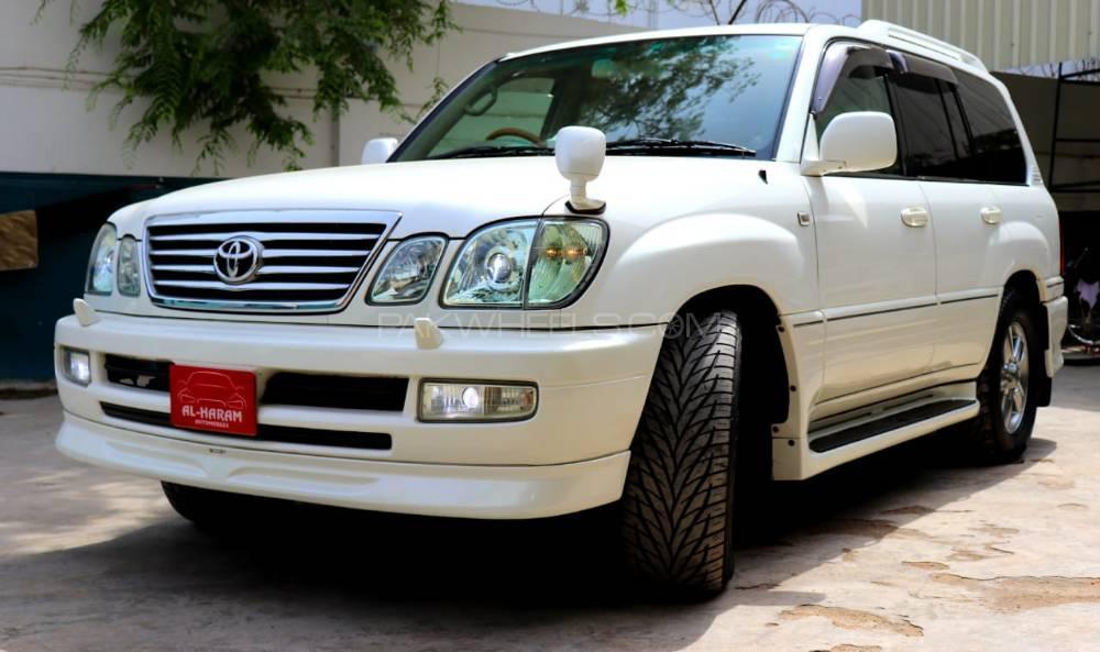 Toyota Land Cruiser Cygnus 2006 Image-1