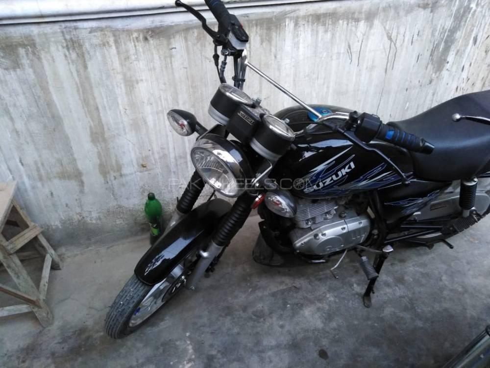 Used Suzuki GS 150 SE 2019 Bike for sale in Karachi - 249001 | PakWheels