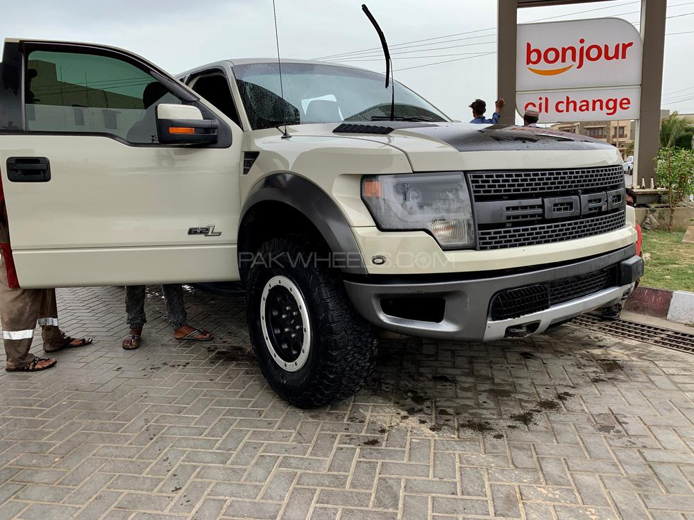 Ford F 150 2014 Image-1