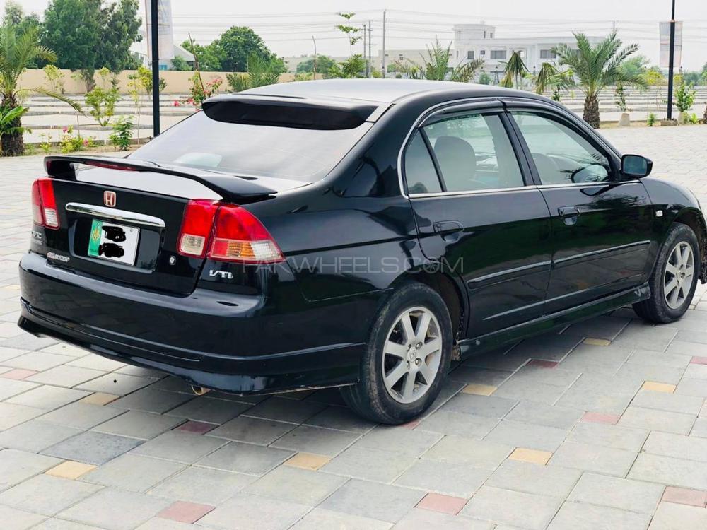 Honda Civic VTi Prosmatec 1.6 2006 Image-1