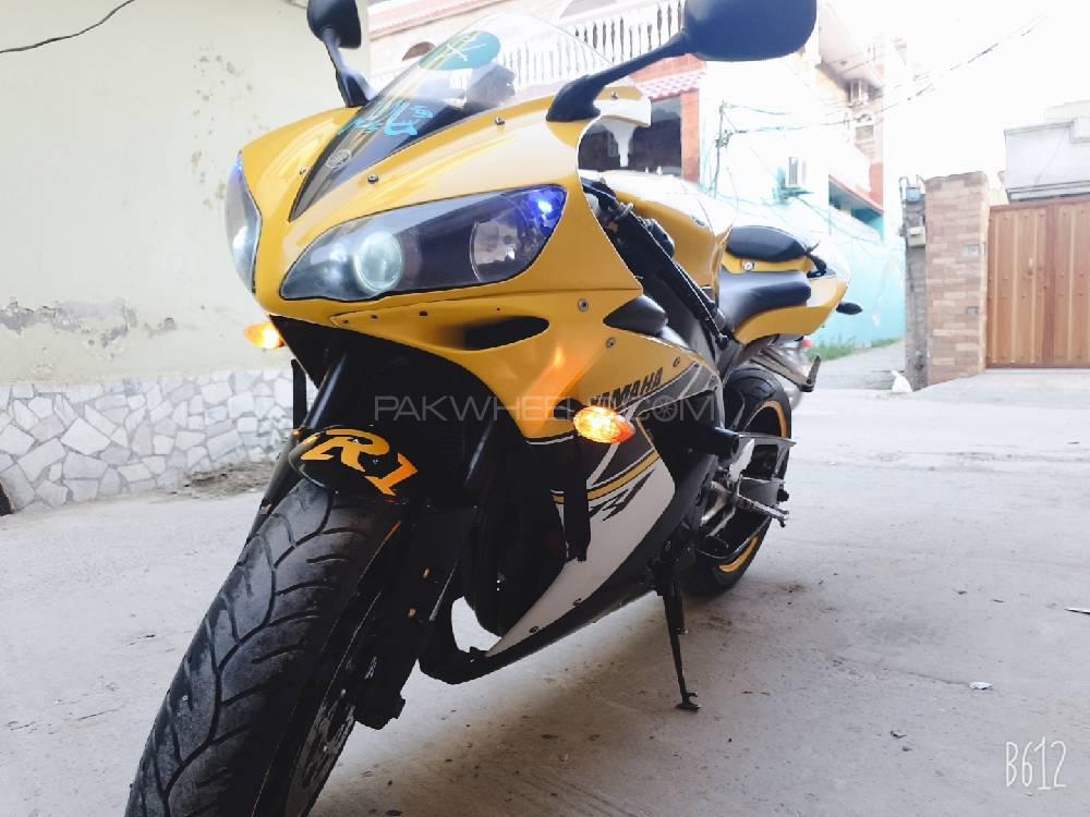 Used Yamaha YZF-R1 2005 Bike for sale in Rawalpindi - 249124 | PakWheels