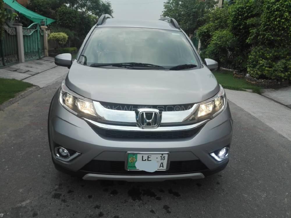 Honda BR-V i-VTEC MT 2018 Image-1