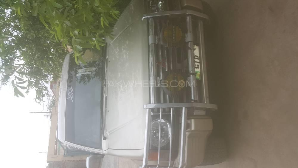 Mitsubishi Pajero Exceed 2.8D 1993 Image-1