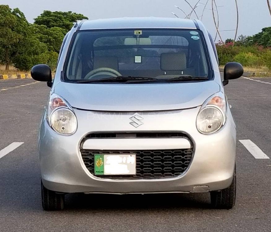 Suzuki Alto G4 2011 Image-1