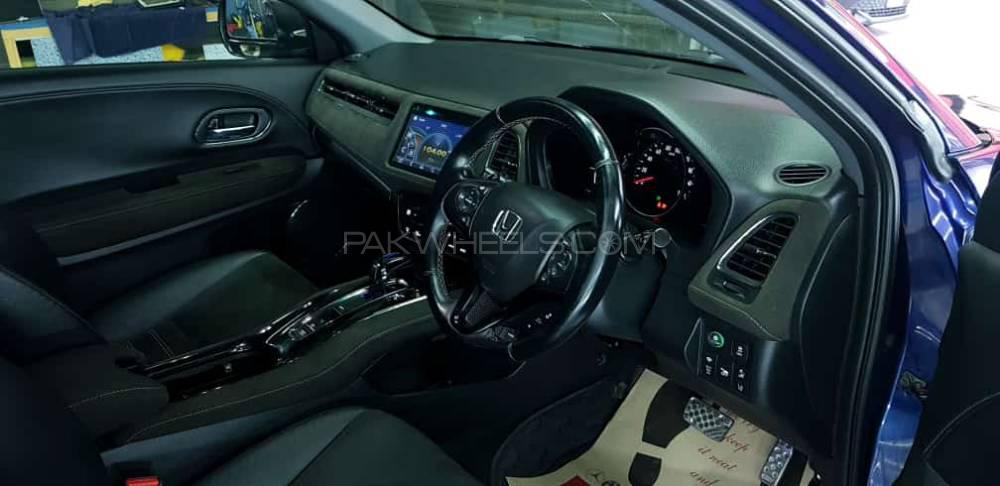 Honda Vezel Hybrid RS Honda Sensing  2017 Image-1