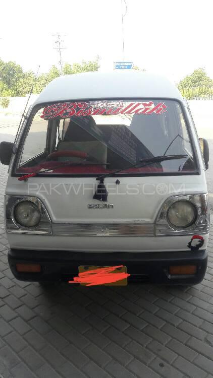 Suzuki Bolan GL 2005 Image-1