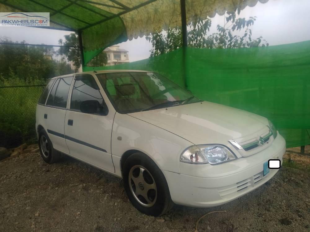 Suzuki Cultus EURO II 2013 Image-1