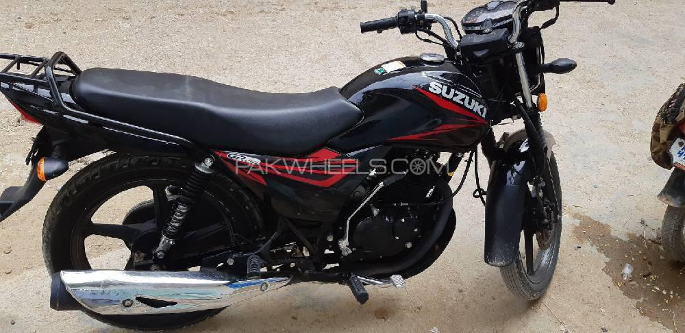 Used Suzuki GR 150 2018 Bike for sale in Karachi - 249534 | PakWheels