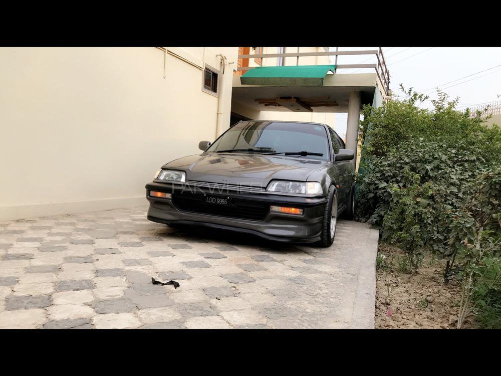 Honda Civic VTi Oriel 1.6 1990 Image-1