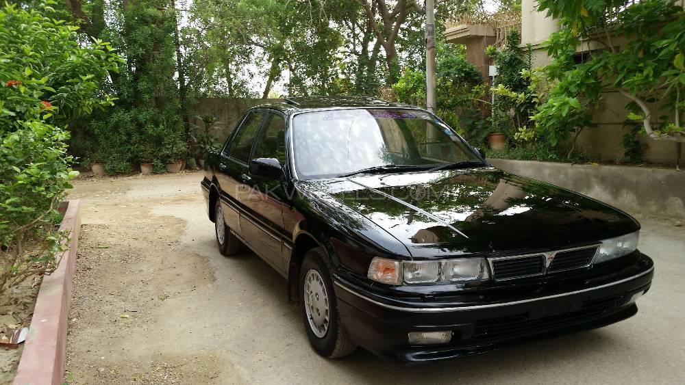 Mitsubishi Galant 1.6 GLX 1992 Image-1